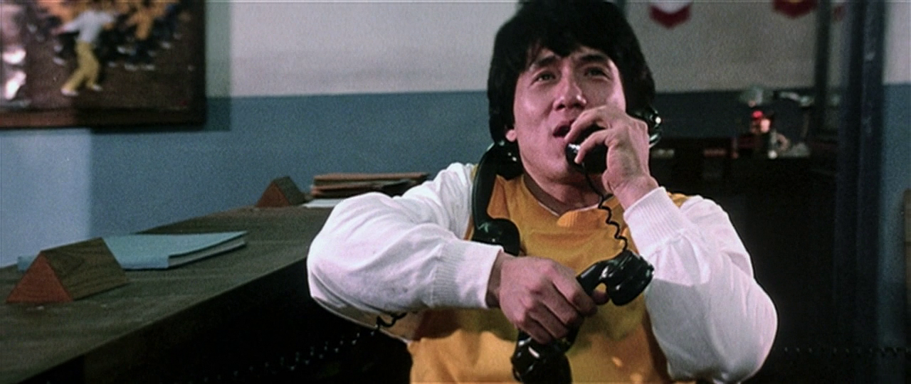 18 - Police story