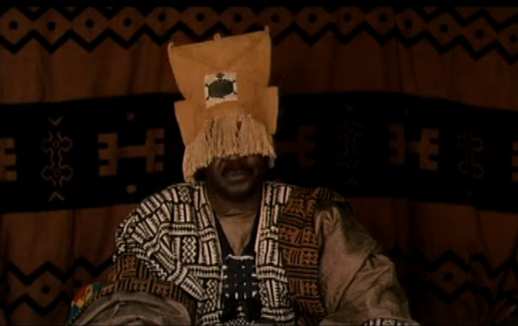 imagem de reprodução do filme Gimba, o tirano