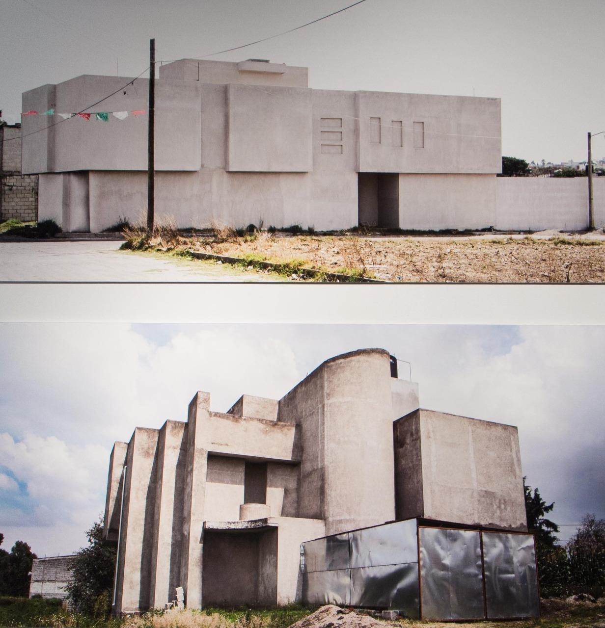 Bunker, Karla Hamilton, 2018. Fotografia, 60 x 60 x 2 cm, fotografias sobre pvc.