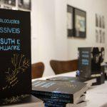 Lançamento do livro Interlocuções Possíveis: Kosuth e Schwanke, organizado por Maria Regina Schroeder Schwanke, Néri Pedroso e Rosângela Cherem.
