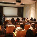 Mostra 10 anos de Cinema UFSC, em junho de 2015.