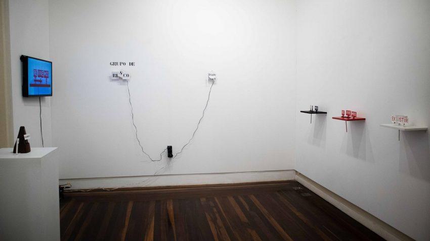 Exposição Prêmio AF de Arte Contemporânea 2020.